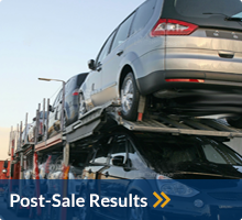 Manheim Seattle Post-Sale Inventory