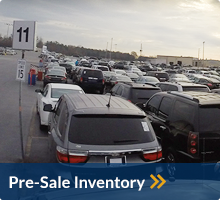 Manheim New York Pre-Sale Inventory